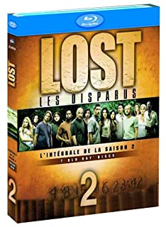 Lost, les disparus - Saison 2 [Blu-ray] (B002460OSQ) | Amazon price tracker / tracking, Amazon price history charts, Amazon price watches, Amazon price drop alerts