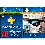 Star Wars Battlefront Deluxe Upgrade [Spielerweiterung] + PlayStation Plus Mitgliedschaft - 3 Monate [PS4 PSN Code - deutsches Konto]