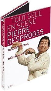 """Afficher """"Pierre Desproges - Tout seul en scène"""""""