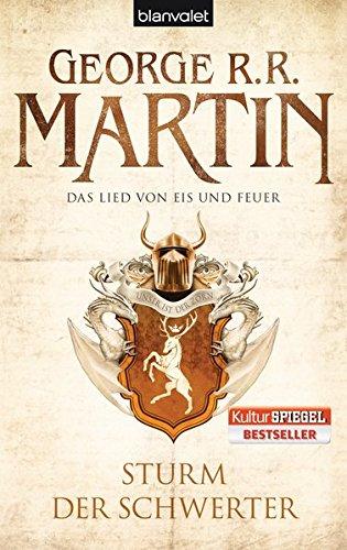 Das Lied von Eis und Feuer 05: Sturm der Schwerter (Game Thrones Buch)