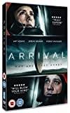 Arrival [DVD] only £9.99 on Amazon