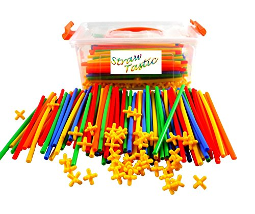 mintoys-r-strawtastic-big-straw-connectors-kit-building-construction-straws-connectors-set-straw-tas