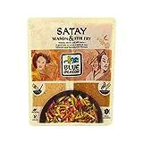 Azul Temporada De Dragón Satay Y Agitación 150 G De Salsa De Alevines - Paquete de 4