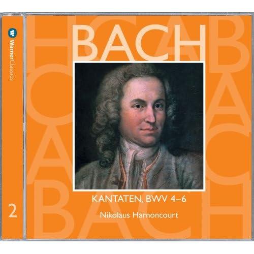 Cantata No.4 Christ lag in Todes Banden BWV4 : I Sinfonia
