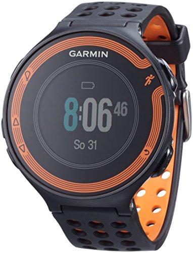 Garmin Forerunner 220 HRM - Reloj deportivo color negro/naranja