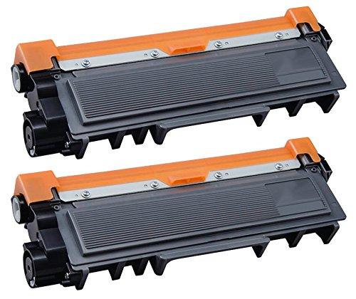 Basic XXL'Ti-Sa Toner rigenerati per Brother TN2320TN 2320per Brother MFC L 2700DN-Black-Pot