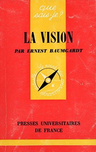 La vision 1968 / Baumgardt, Ernest