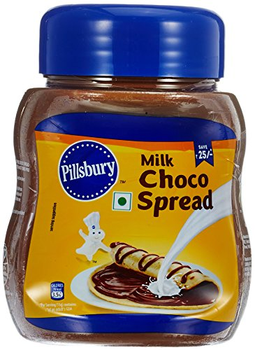 Pillsbury Milk Choco Spread, 290g (Save Rupees 25)