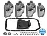 Cambio automatico di trasmissione filtro guarnizione e olio Meyle A614