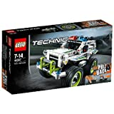 LEGO Technic 42047 - Polizei-Interceptor