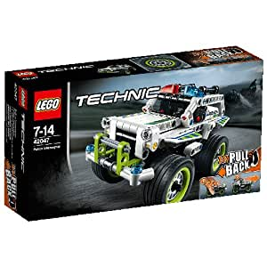 LEGO - 42047 - Technic -  Jeu de construction - La Voiture d'intervention de Police