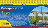 ADFC-Radausflugsführer Ruhrgebiet Ost 1:50.000 praktische Spiralbindung, reiß- und wetterfest, GPS-Tracks Download: Zwischen Lippe und Ruhr, Bochum und Hamm