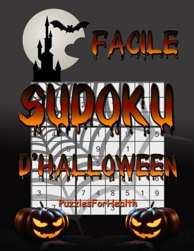 Sudoku d'Halloween - Facile par Kateryna Kei
