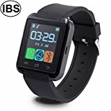 #9: U8 1.48 inch TFT LCD Capacitive Touch Screen SmartWatch