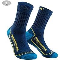 Arvin87Lyly Calcetines de Lana para Deportes al Aire Libre, Invierno, Antideslizante, Humedad,