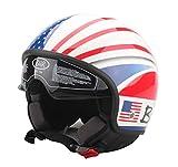 BHR Helm, U.S.A., 59-60