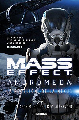 Mass Effect Andromeda nº 1/4 (Timun Games)