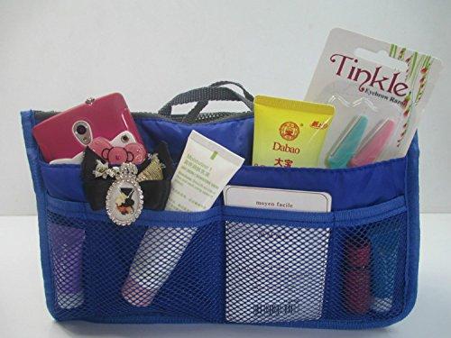 Domire Handtaschen-Organizer, groß, Reisetasche blau