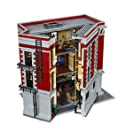 Lego-Ghostbusters-Caserma-dei-Vigili-del-Fuoco-Costruzioni-Piccole-Gioco-Bambina-215-Colore-Vari-75827