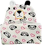 BRANDONN premium hooded doggie printed b...