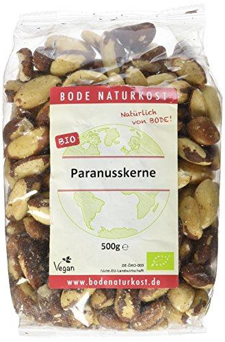 Bode Paranusskerne Bio Nüsse, 500 g