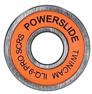 Powerslide ILQ 9 Pro 608/PS9 Roulement à billes homme Argent