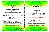 #7: CA Final - Company Law & Insolvency & Bankruptcy Code, 2016 by CA Arpita Tulsyan (Handwritten & Multicolour)