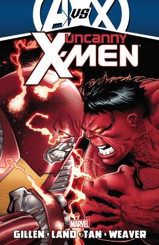 UNCANNY X-MEN BY KIERON GILLEN 03 AVX
