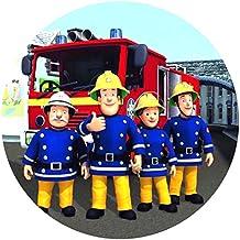 Suchergebnis Auf Amazon De Fur Feuerwehrmann Sam Torte