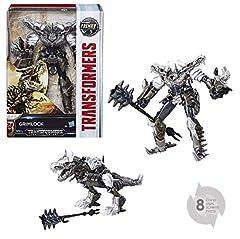 Idea Regalo - Transformers - Premiere Edition Voyager Grimlock
