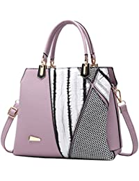 cb3ba7bb97ab7 Manadlian Mode Frau Nähen Umhängetasche Schultertasche Handtasche  Umhängetasche Damen