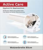 Active Care Bügeltuch für Bügelmaschine 85 cm (Walzenbezug) Kein Universalbezug 100% passgenau für Miele | Siemens | Bosch | Constructa | Pfaff | Privileg | weitere Heißmangeln
