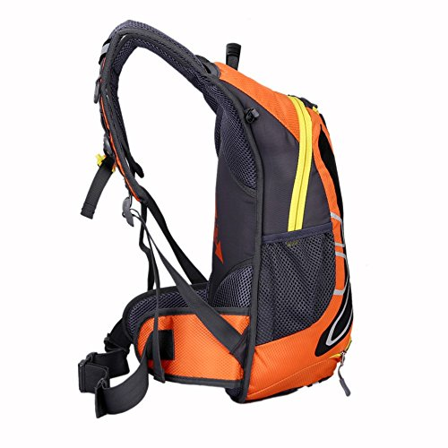Imagen de hoaey senderismo folding manejable ligero de  para viajar escalada ciclismo running camping outdoor sports 15l alternativa