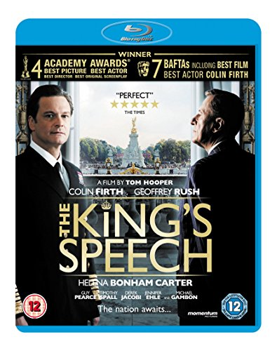 Bild von MOMENTUM PICTURES The Kings Speech [BLU-RAY]