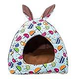 Mishuai Hundegeschirr für kleine Hunde, Katze und Katze, warm, für Katzen, Haustiere, Katzen