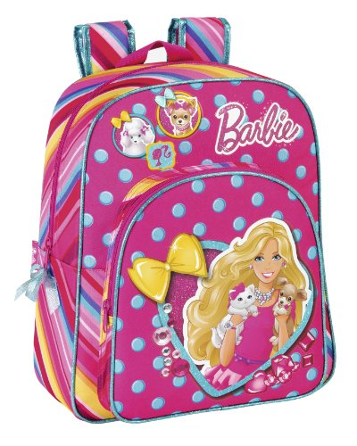 Barbie, Sac à dos