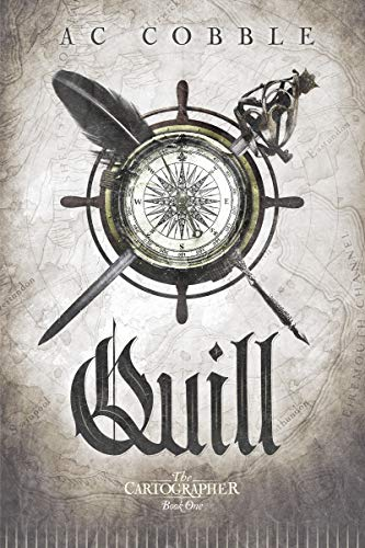 Quill: The Cartographer Book 1 (English Edition)