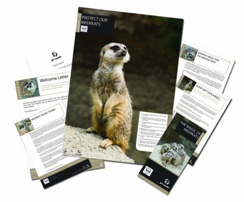 Image of Gift Republic: Adopt A Meerkat Gift Box
