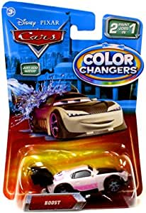 Cars - T5642 - Voiture Miniature - Color Changers - Booster