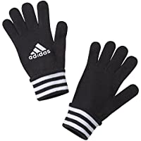 Adidas FB Fieldplayer - Guantes unisex, color negro/blanco, talla S