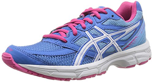 ASICS Gel-Emperor 2, Chaussures Multisport Outdoor Femmes Bleu (Powder Blue/White/Hot Pink 3901)