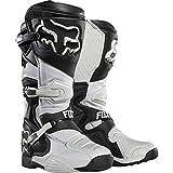 Fox Comp 8Paire de Bottes de Motocross Blanches - Pointure45