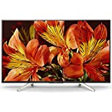 Sony Bravia 123.2 cm (49 Inches) 4K UHD Certified Android LED TV KD-49X8500F (Black) (2018 model)