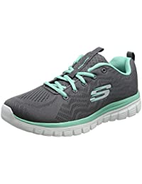 Skechers Damen Graceful-Get Connected Sneaker