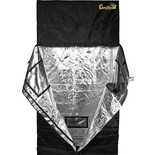 Gorilla - Gorilla Grow Tent 61 X 122 X 213/244 Cm 2X4 Chambre De Culture