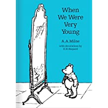 When We Were Very Young (Winnie-the-Pooh - Classic Editions)