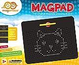Magamaze - Pizarra Magnética de Dibujo Magpad (Grande, Negro/Rojo)