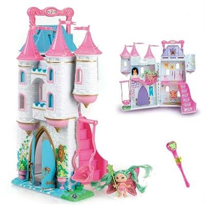 Falomir 653220 - Fairy Kins Castillo Con Varita por Falomir