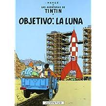 C - Objetivo la luna (LAS AVENTURAS DE TINTIN CARTONE)