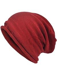585a9e1d825 Men Cool Cotton Beanie Slouch Skull Cap Long Baggy Hip-hop Winter Summer Hat  (